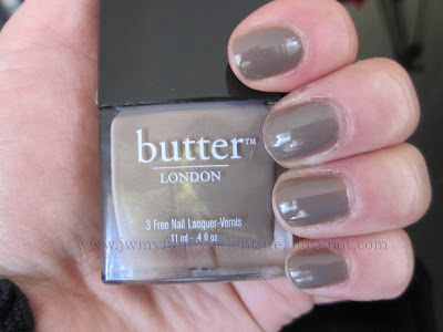 Butter London nailpolish Fash Pack