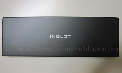 inglot eyeshadow freedom palette