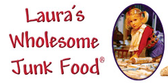 Laura's-Wholesome-Junk-Food-Logo