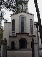 St. Florian church in Zabocie, Polska