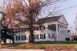 Mecklenburg Courthouse