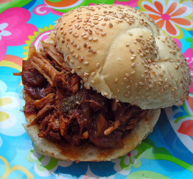 Coconut & Lime // recipes by Rachel Rappaport: Smoky Mango Pulled Pork