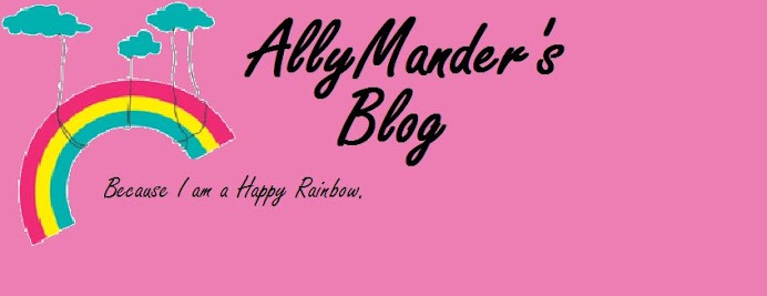 Allymander's Blog