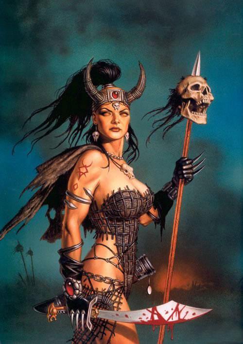 Guerreras mitologicas y de leyenda descargar gratis for En la mitologia griega la reina de las amazonas