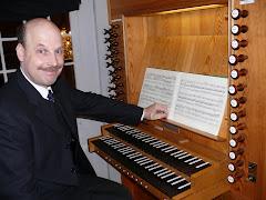 ...  an der Orgel