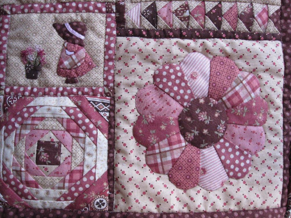 Solo patchwork funda de patchwork para mi bernina - Acolchados en patchwork ...