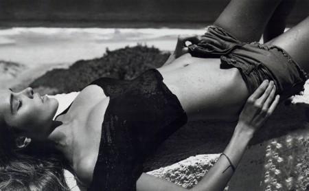 Isabel Lucas Bikini