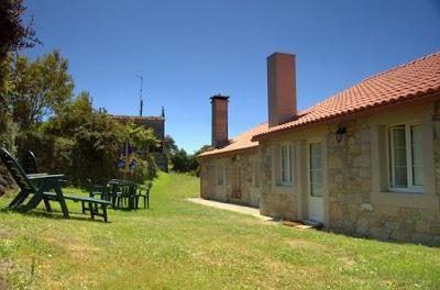 Alojamiento en ponteceso casa playa de balares turismo galicia - Alojamiento en galicia ...