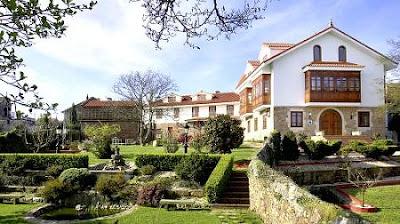 Hotel rural con encanto en costa da morte turismo galicia - Mejor casa rural galicia ...