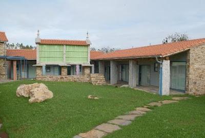 Alojamiento rural cerca aeropuerto santiago de compostela - Galicia casas rurales ...