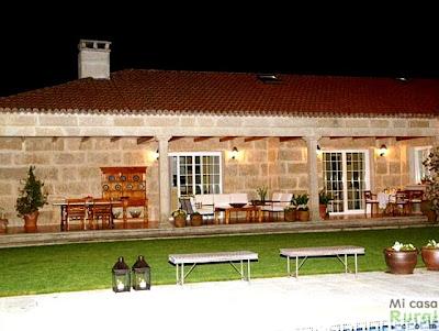 casas turismo rural ourense: