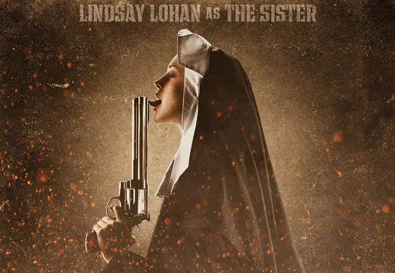 lindsay lohan machete scene pool. Lindsay+lohan+machete+pool
