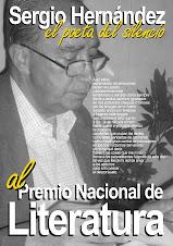 Sergio Hernández el poeta de Chillán