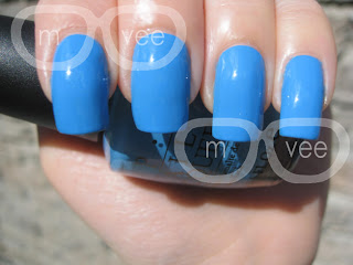 no room for the blues opi @ milanandvanaily