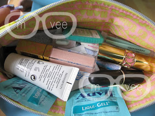 beauty emergency kit