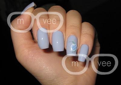 viva la nails flowers