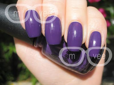 China Glaze Grape Pop