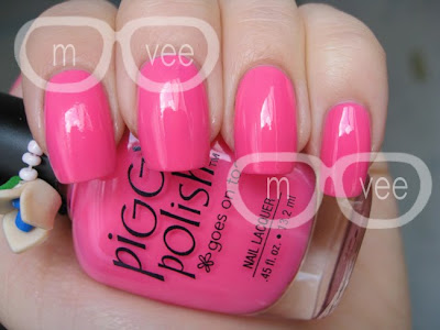 Piggy Polish Schooner or Later swatch