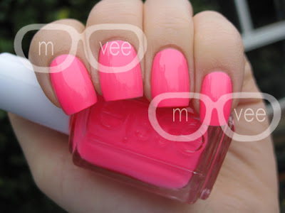 Essie Pink Parka swatch