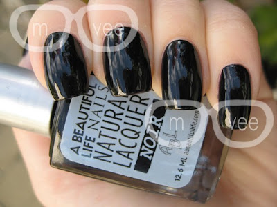 abl noir swatch