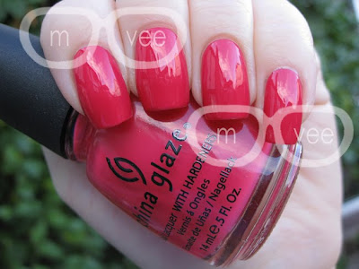 China Glaze Heli-Yum swatch