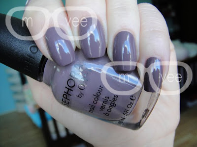 Sephora by OPI Metro Chic review