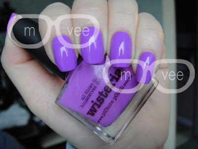 piCture pOlish Wisteria swatch