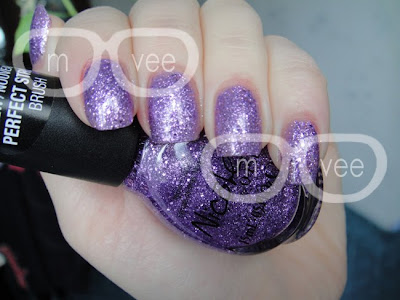 Nicole by OPI Justin Bieber swatches