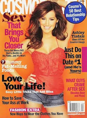 Cosmopolitan, April 2009
