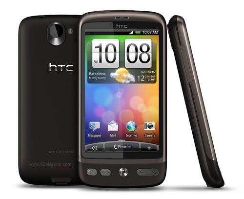 Ponsel HTC DESIRE