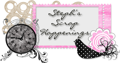 Steph&#39;s Scrap Happenings