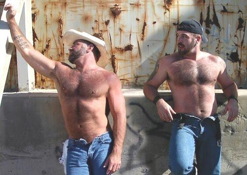 raymond lewis gay rodeo