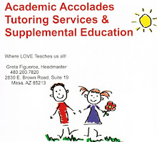 Academic Accolades Tutoring Services & Supplemental Education