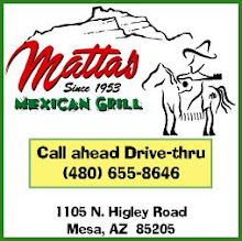 Matta's Mexican Grill Brown and Higley