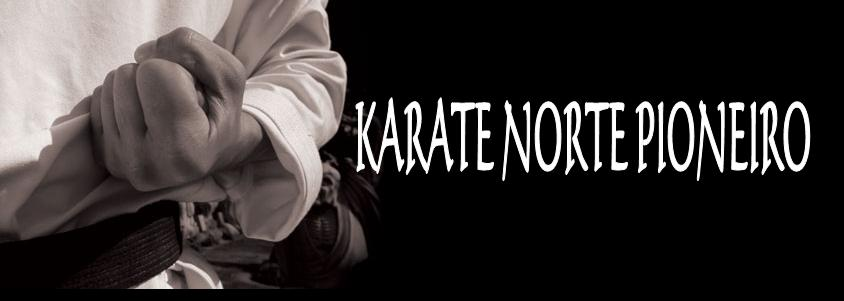 KARATE NORTE PIONEIRO