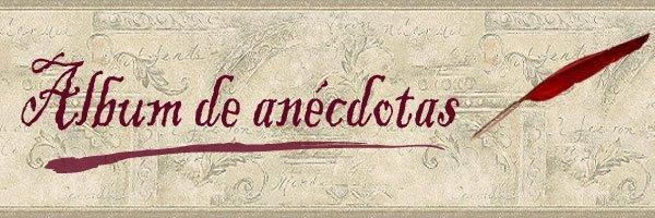 Album de anécdotas