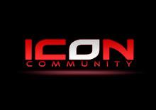 Logo Rasmi iCon 2010
