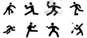 CEP MARCOS DA PORTELA: Actividade Física