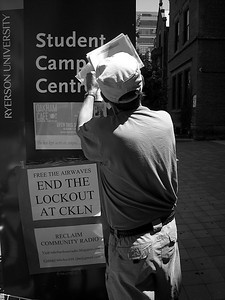 End the lockout at CKLN!