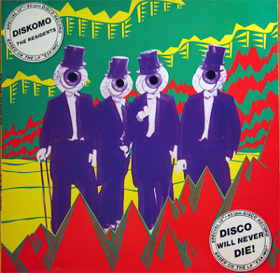 Blogload: The Residents - The Commercial Album - recessed-filter.blogspot.