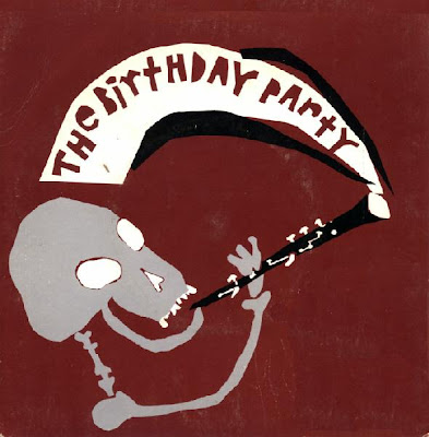 The Melbourne, Australia post-punk band, as The Birthday Party, called it