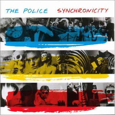 Les disques de rock à avoir toujours sur soi. Police