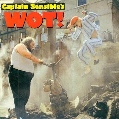 captain sensible presentment