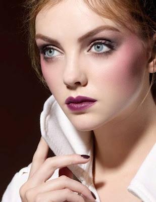 60s makeup. Makeup: Diane Kendal