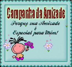 CAMPAÑA DE AMISTAD.