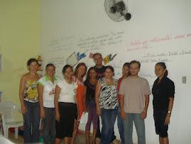 A equipe do CAC