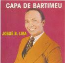 Josué Barbosa Lira - Capa de Bartimeu