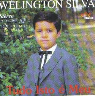Welington Silva - Tudo isto � meu - Playback