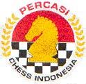 persatuan catur seluruh indonesia percasi makna logo