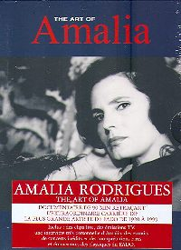 dvd - the art of amália